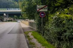 Ortsende Innsbruck