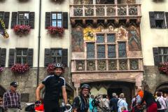 Gioldenes Dachl Innsbruck