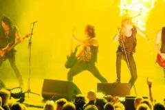 Kissin' Dynamite im Theater