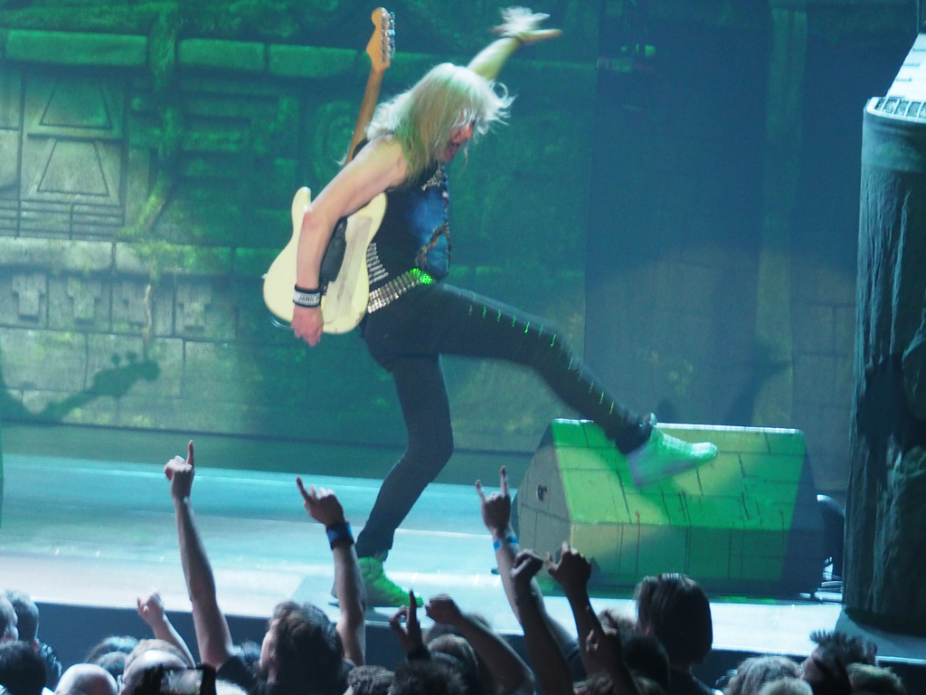 Iron Maiden 2017 Arenag