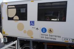 Spanischer Hubwagen