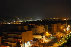 Santa Ponsa bei Nacht