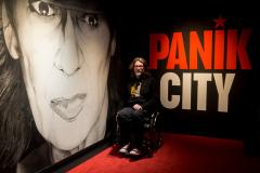 Eingangsbereich - PANIK CITY by Petra Roitsch