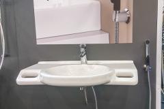 Duschamatur mit Brause