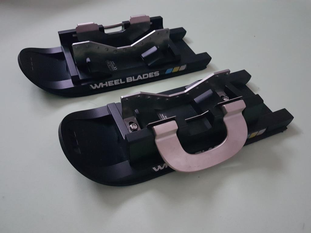 Wheelblades - Rollstuhlkufen